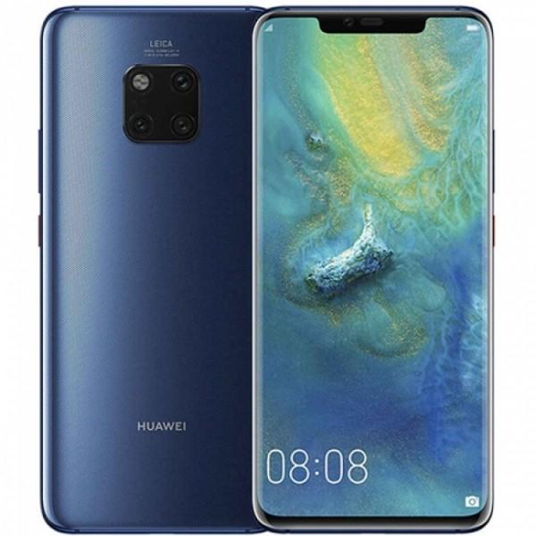 Huawei Mate 20 Pro (6GB/128GB) Dual Sim Midnight Blue EU