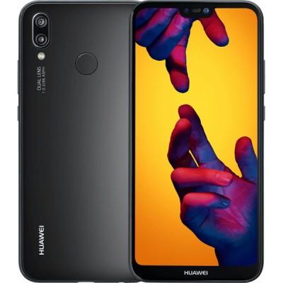 Huawei P20 Lite Dual (4GB/64GB) Black EU