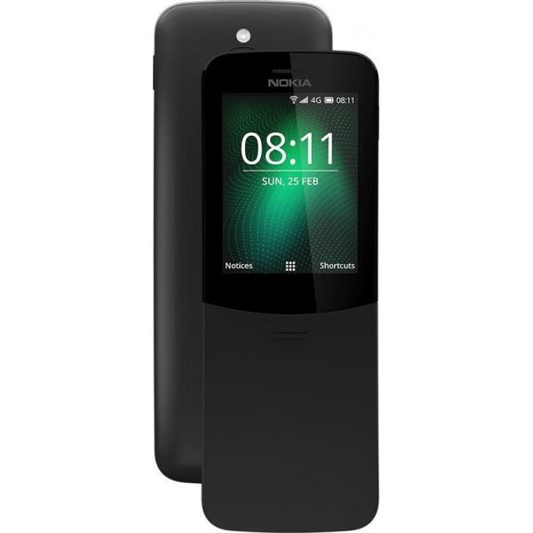Nokia 8110 4G Dual Black EU