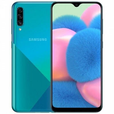 Samsung A307 Galaxy A30S (2019) 4GB/64GB Dual-SIM Prism Crush Green EU