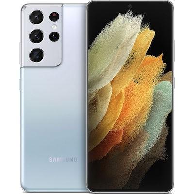 Samsung Galaxy S21 Ultra 5G (12GB/128GB) Phantom Silver EU