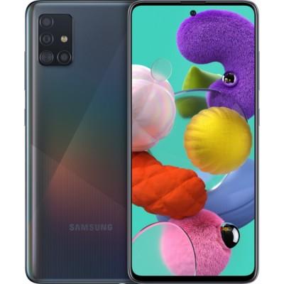 Samsung A515 Galaxy A51 (2019) 4GB/128GB Dual-SIM Black Open Box