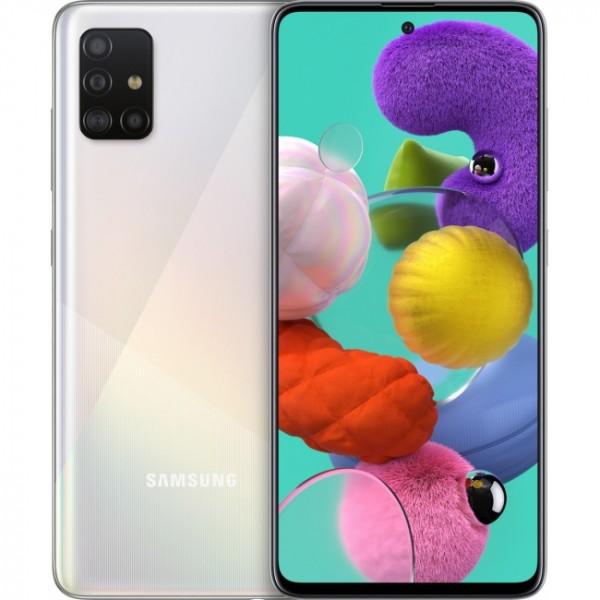 Samsung A515 Galaxy A51 (2019) 4GB/128GB Dual-SIM White EU