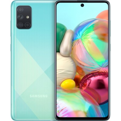 Samsung A715 Galaxy A71 (2019) 6GB/128GB Dual-SIM Crush Blue EU