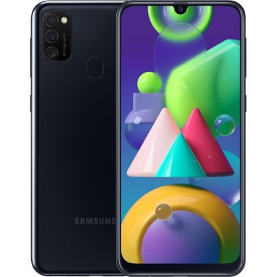 Samsung Galaxy M21 (4GB/64GB) Black