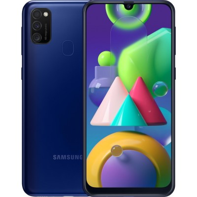 Samsung Galaxy M21 (4GB/64GB) Blue