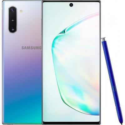 Samsung Galaxy Note 10 N970 (2019) Dual Sim 8GB/256GB Aura Glow Εκθεσιακό