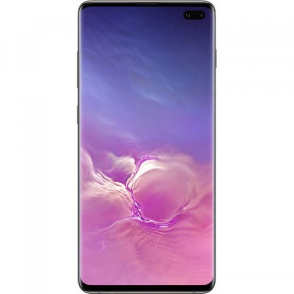 Samsung Galaxy S10 Plus G975F  128GB/8GB Dual Sim Prism Black  Open Box