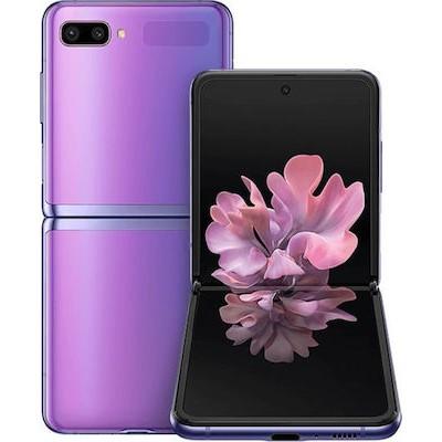 Samsung Galaxy Z Flip (256GB) Purple Mirror