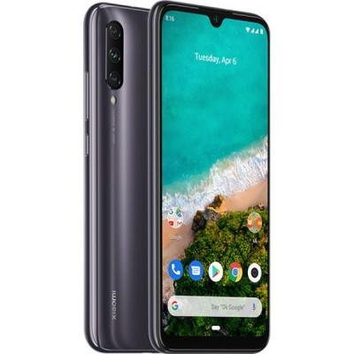 Xiaomi Mi A3 4GB/64GB (2019) Dual Sim (Ελληνικό menu-Global Version) Kind of Gray EU