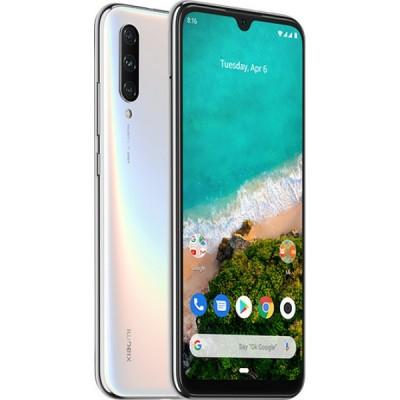 Xiaomi Mi A3 4GB/128GB (2019) Dual Sim (Ελληνικό menu-Global Version) More than White EU