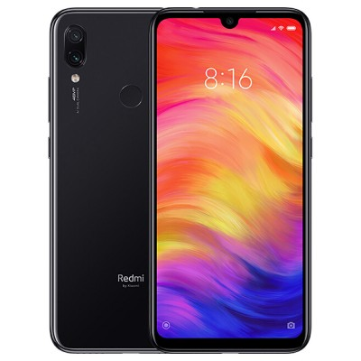 Xiaomi Redmi Note 7 (3GB/32GB) Dual Sim (Ελληνικό menu-Global Version) Black EU