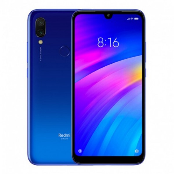 Xiaomi Redmi Note 7 (4GB/64GB) Dual Sim (Ελληνικό menu-Global Version) Neptune Blue EU