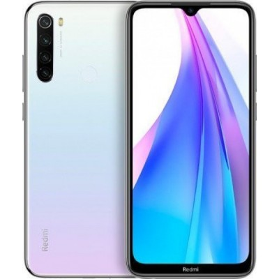 Xiaomi Redmi Note 8T (4GB/128GB) Dual Sim Moonlight White EU
