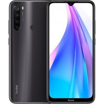 Xiaomi Redmi Note 8T (4GB/64GB) Dual Sim Moonshadow Gray EU