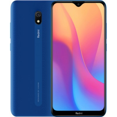 Xiaomi Redmi 8A (Snapdragon) 32GB Dual SIM (Ελληνικό menu-Global Version) Ocean Blue EU
