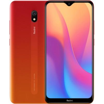 Xiaomi Redmi 8A (Snapdragon) 32GB Dual SIM (Ελληνικό menu-Global Version) Sunset Red EU