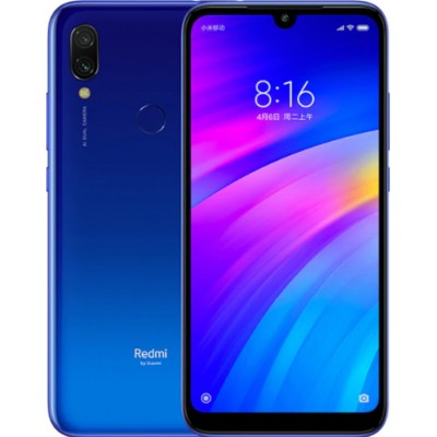 Xiaomi Redmi 7 (32GB/3GB) Comet Blue Εκθεσιακό
