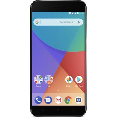 Xiaomi Mi A1 4GB/64GB (2017) Dual Sim (Ελληνικό menu-Global Version) Black EU