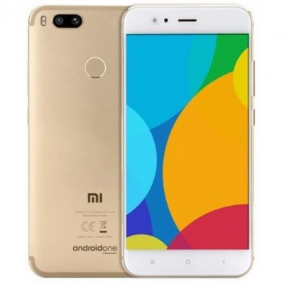Xiaomi Mi A1 3GB/32GB (2017) Dual Sim (Ελληνικό menu-Global Version) Gold EU