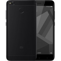 Xiaomi Redmi 4X (Snapdragon) 32GB Dual Sim (2017) Black (Ελληνικό menu-Global Version) EU