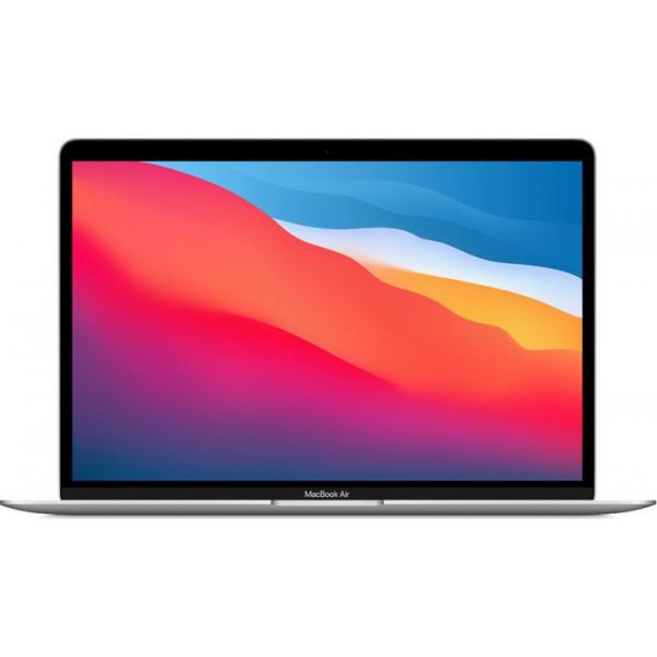 "Apple MacBook Air 13.3"" (M1/8GB/256GB/Retina Display/MacOS) (2020) Silver Εκθεσιακό"