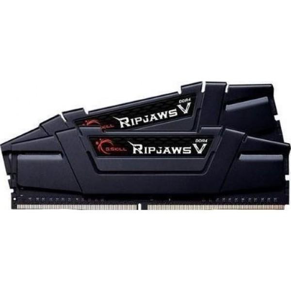 G.Skill RipjawsV 16GB DDR4-3000MHz (F4-3000C15D-16GVGB)