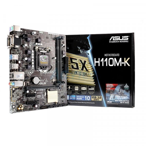 Asus H110M-K