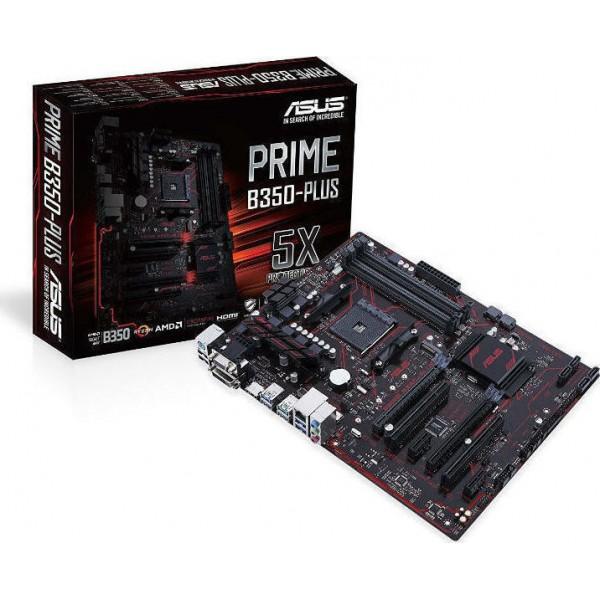 Asus Prime B350 Plus