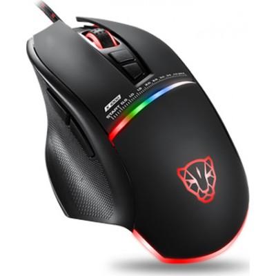 Gaming Mouse Motospeed V10 Black