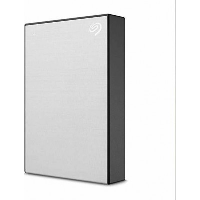 """Seagate One Touch USB 3.1 Εξωτερικός HDD 4TB 3.5"""" Silver"""