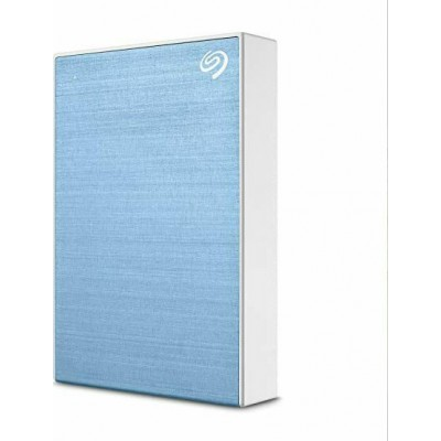 """Seagate One Touch USB 3.1 Εξωτερικός HDD 4TB 3.5"""" Blue"""