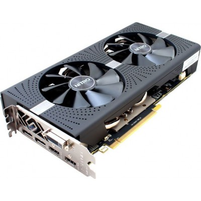 Sapphire Radeon RX 580 4GB Nitro + (11265-31)