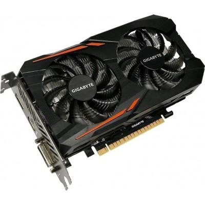 Gigabyte GeForce GTX1050 Ti 4GB OC (GV-N105TOC-4GD)