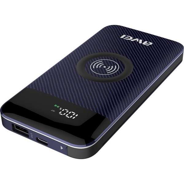 Awei P71K 10000mAh Black