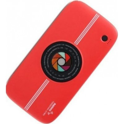 Remax Wireless Power Bank RPP-91 Fast Charge 10000mAh Red