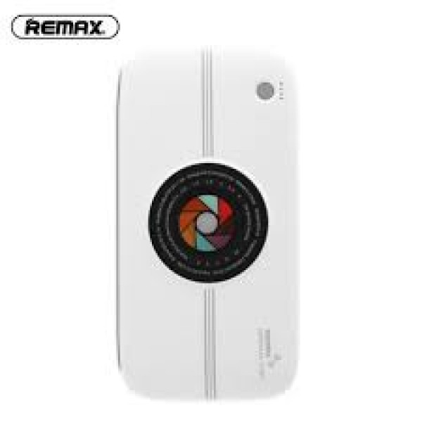 Remax Wireless Power Bank RPP-91 Fast Charge 10000mAh White