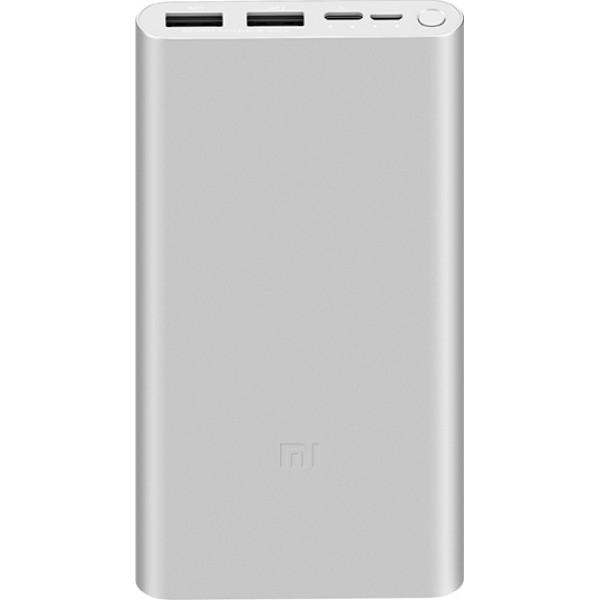 Xiaomi Mi 18W Fast Charge PowerBank 3 10000mAh Silver