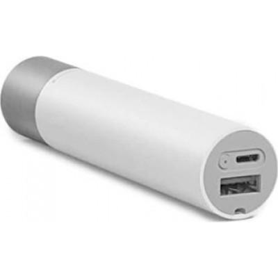 Xiaomi Mi Powerbank Portable Flashlight White