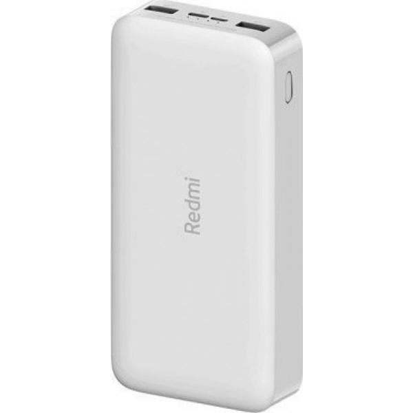 Xiaomi Redmi Powerbank 20000mAh 18W White