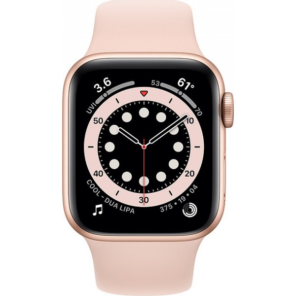 Apple Watch Series 6 Aluminium 44mm Gold Pink