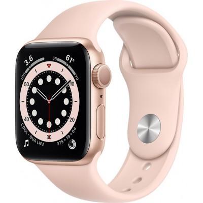 Apple Watch Series 6 GPS Aluminium 40mm Gold Pink