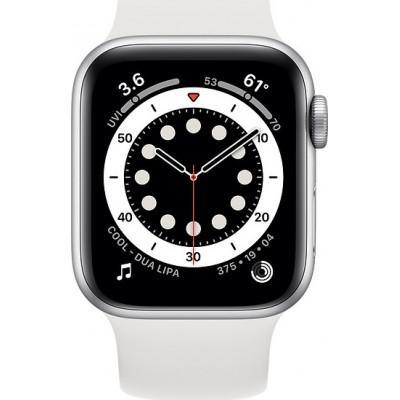 Apple Watch Series 6 Aluminium 44mm White