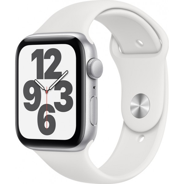 Apple Watch SE GPS Aluminium 44mm White