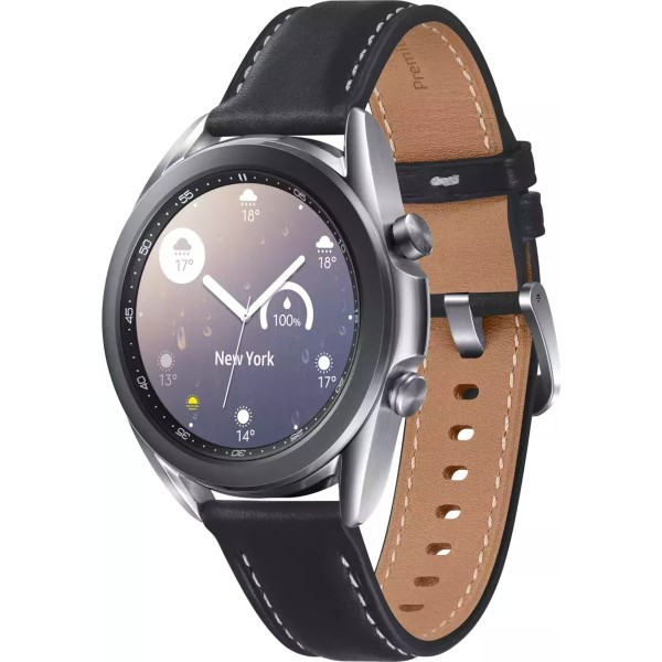 Samsung Galaxy Watch 3 Stainless Steel 41mm Mystic Silver