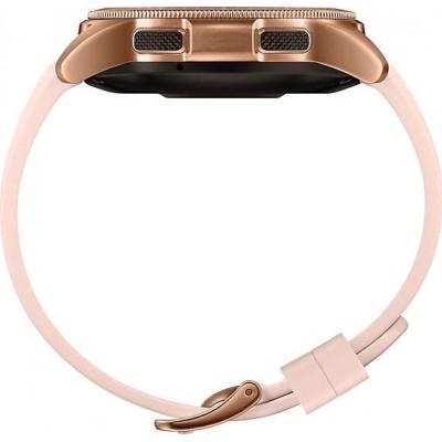 Samsung Galaxy Watch R810 42mm Rose Gold Open Box + έξτρα χρυσό bracelet δώρο
