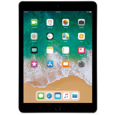 "Apple iPad 9.7"" 2018 Wi-Fi and Cellular (128GB) Space Grey GR"