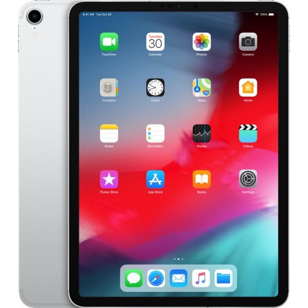 "Apple iPad Pro 2018 11"" WiFi + Cellular (256GB) Silver GR"