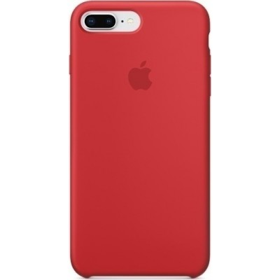 Apple Leather Case Red (iPhone 7/8 Plus)
