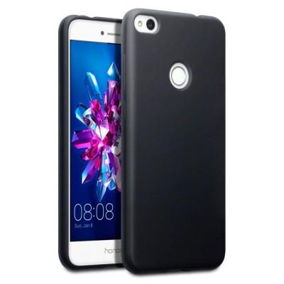 Case TPU Black για Huawei P8/P9 Lite (2017)
